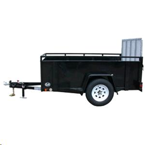 Where to find Trailer 5 x10  open top in Columbia
