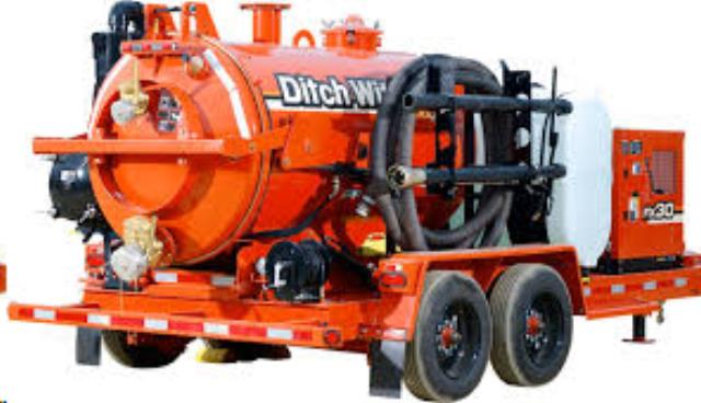 Where to find Hydro Vac, 800 Gallon, Ditch Witch FX30 in Columbia