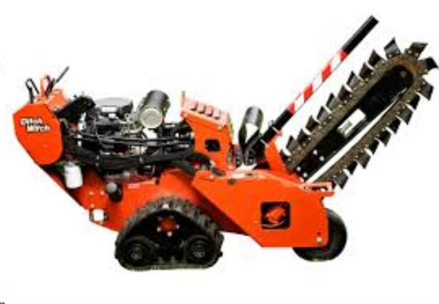Where to find Trencher, Ditch Witch C24X in Columbia