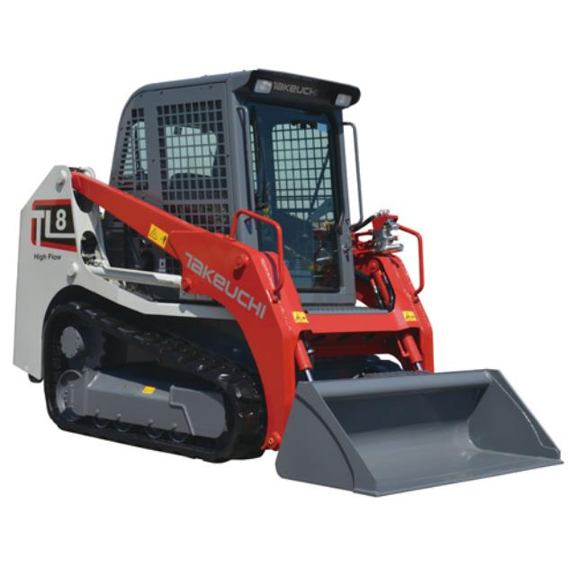 Where to find 8000   Takeuchi Track Loader in Columbia