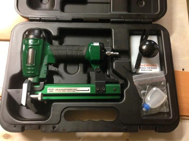 Where to find Nailer, Air , 5 16 - 9 16  Floor PKG in Columbia