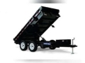Rental store for Dump Trailer Small 5 X 8 in Columbia MO