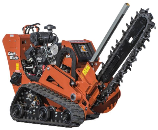 Where to find Ditchwitch C24X 6  Width Trencher in Columbia