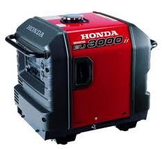 Where to find Generator, Honda 3000 W. Quiet Run in Columbia