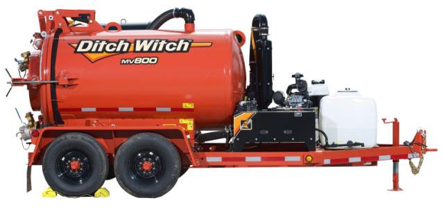 Where to find MV800 Hydro Vac, 800 Gallon, Ditch Witch in Columbia