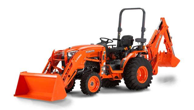 Where to find Kubota Backhoe   Loader in Columbia