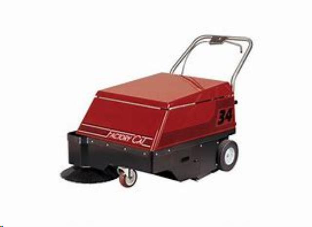 Where to find Walk Behind Floor Sweeper, Battery Power in Columbia