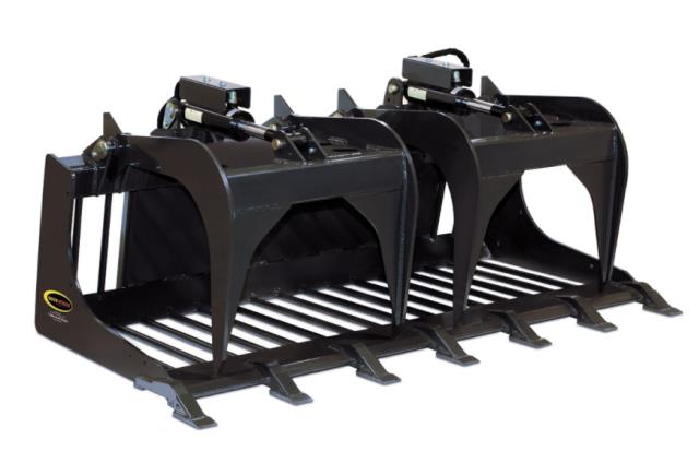 Where to find Grapple Fork, Attachment Skid Steer 72 in Columbia