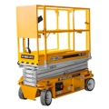 Rental store for Scissor Lift, Hybrid 19  Platform Height in Columbia MO