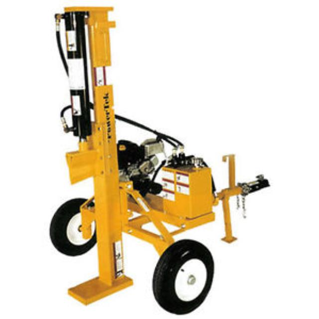 Where to find Log Splitter, Gas 5 HP - 25  Capacity in Columbia