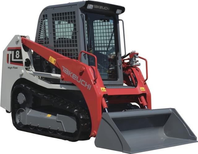 Rent Skid Loaders - Ride On